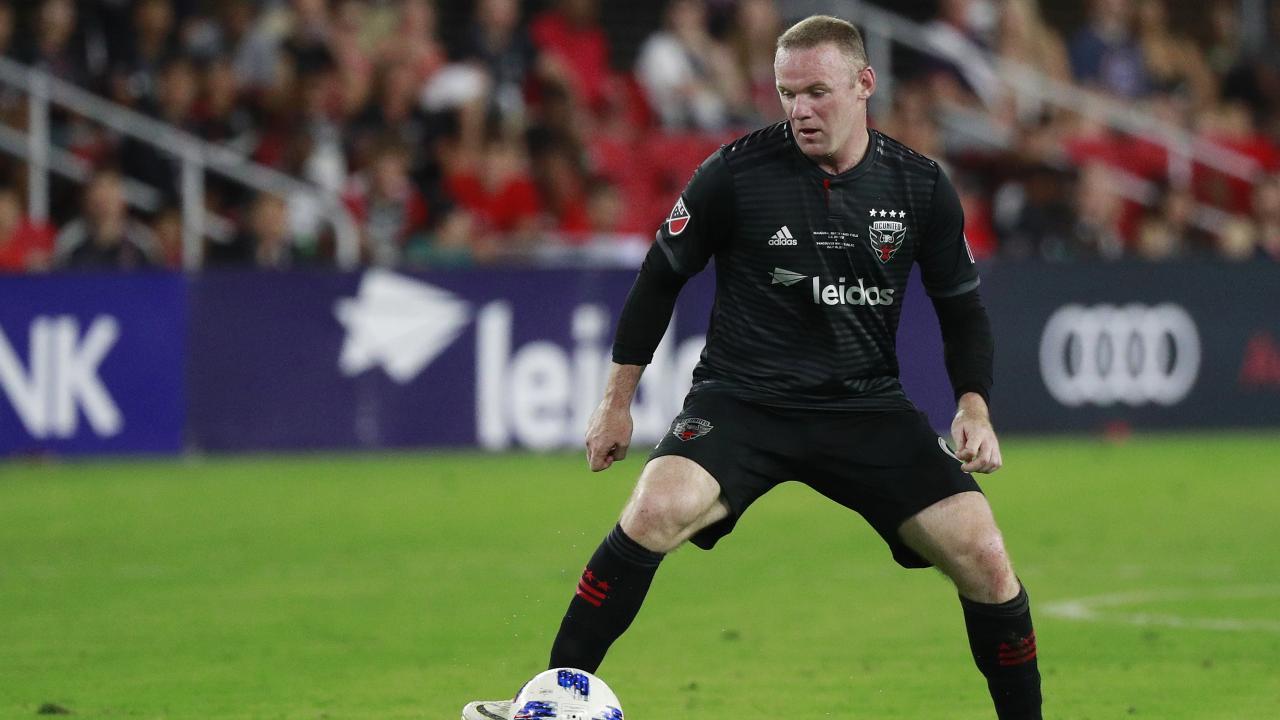 Wayne Rooney MLS Debut