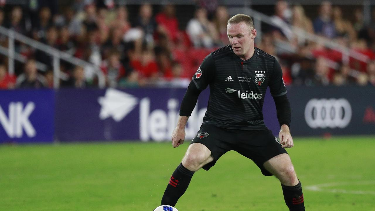 Wayne Rooney MLS assist