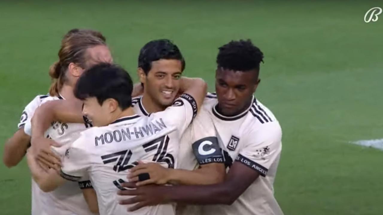 Gol de Carlos Vela vs FC Dallas
