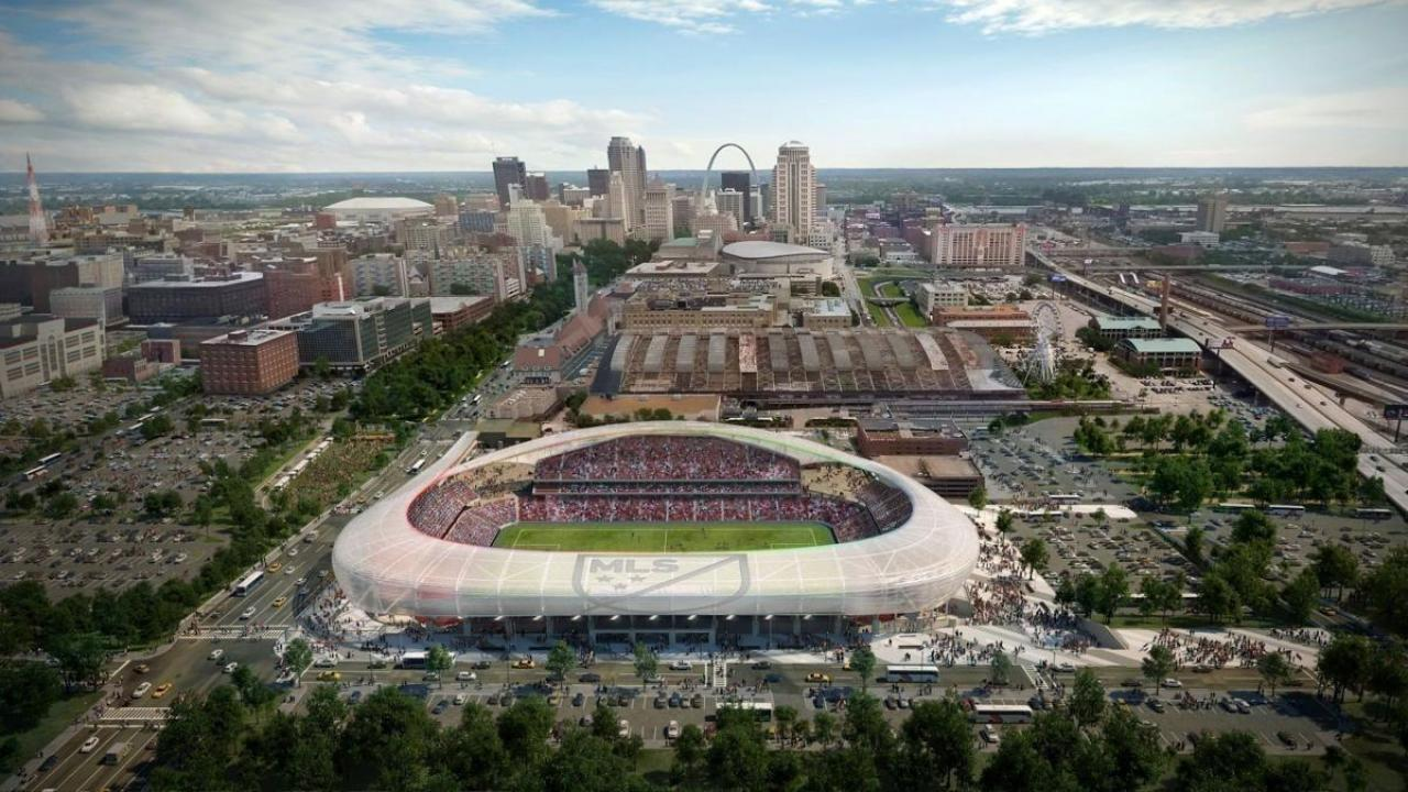 MLS St Louis