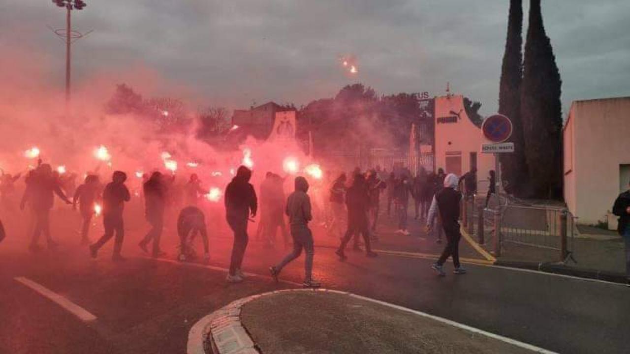 Marseille training ground