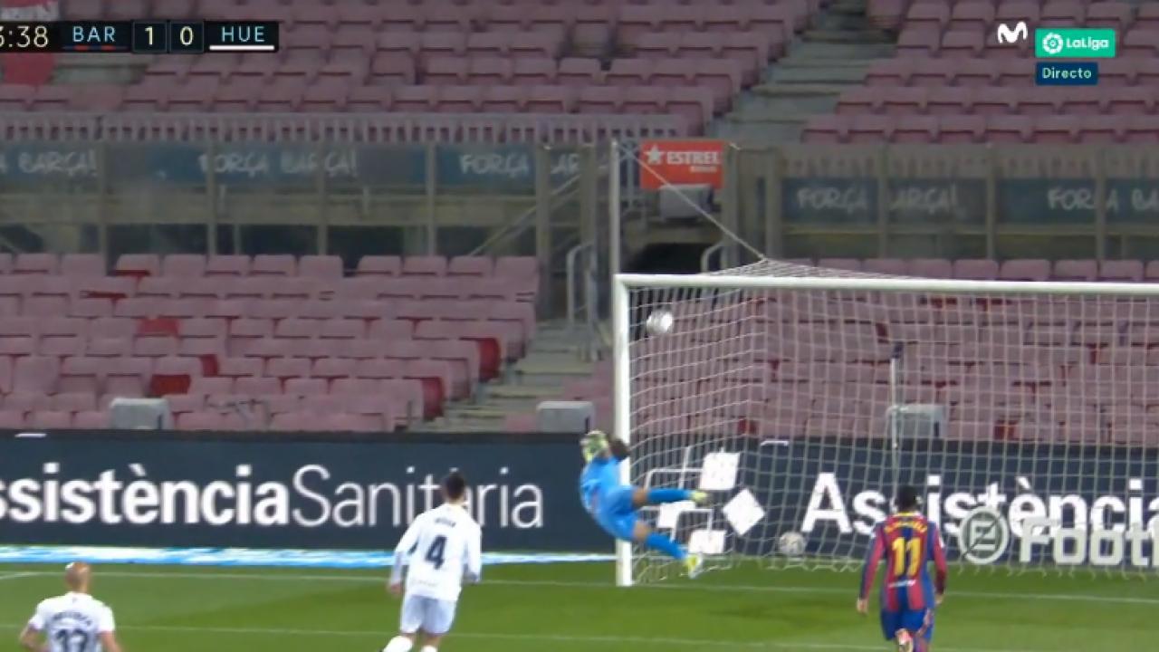Lionel Messi goal vs Huesca