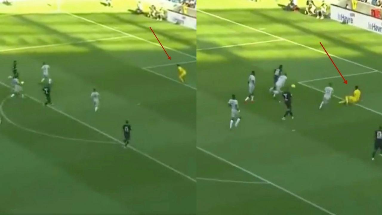 Neymar goal vs Le Havre