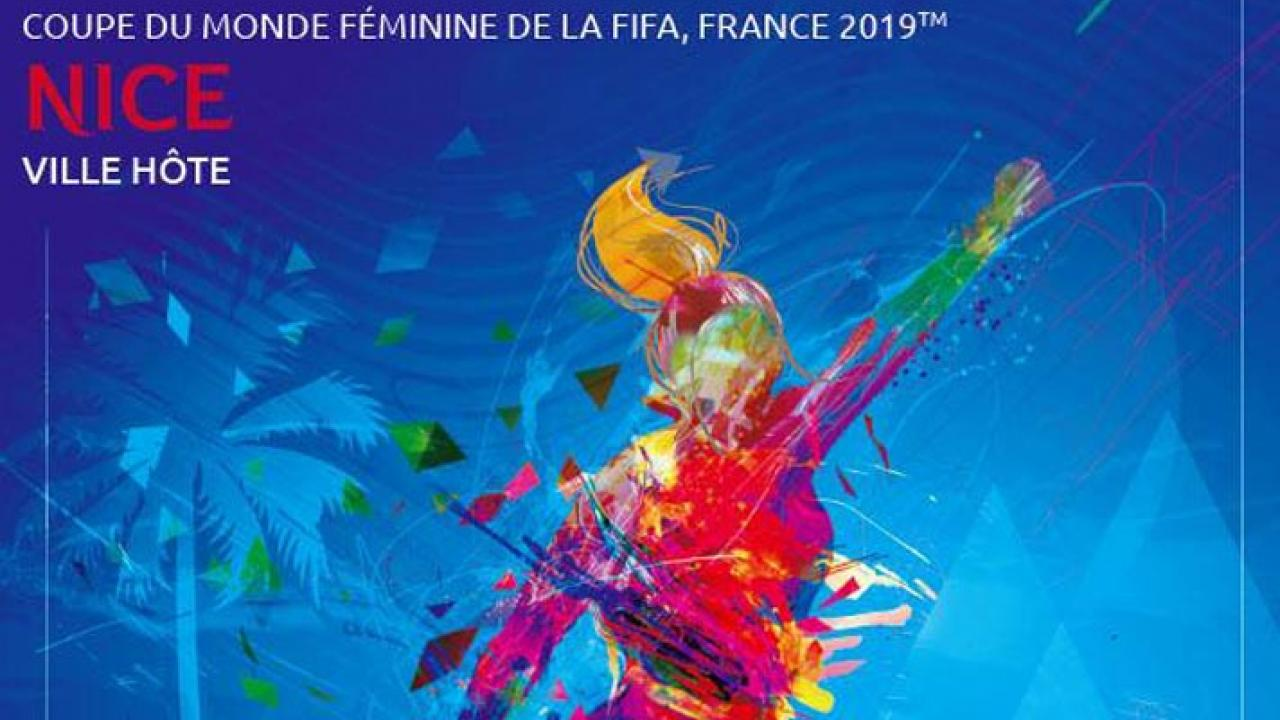 FIFA Women's World Cup poster