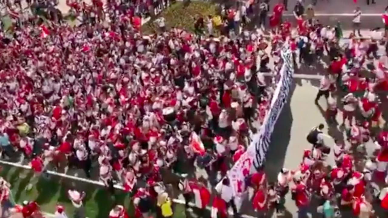 Peru: The People's Champion