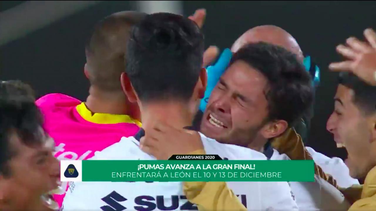 Pumas vs Cruz Azul second leg
