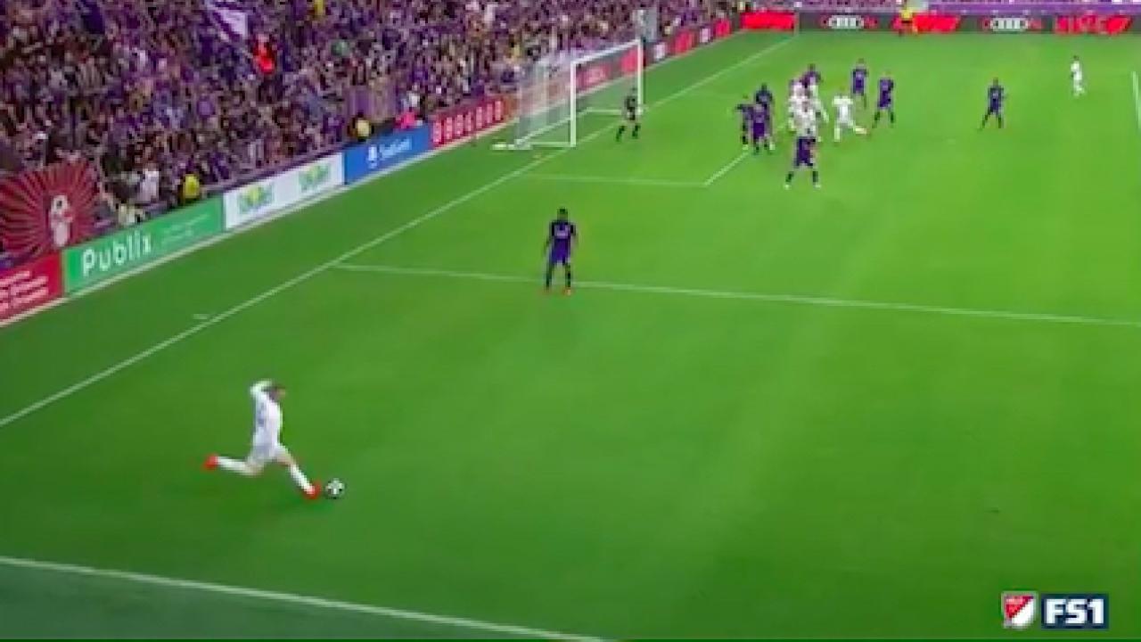 Wayne Rooney DC United goal vs Orlando