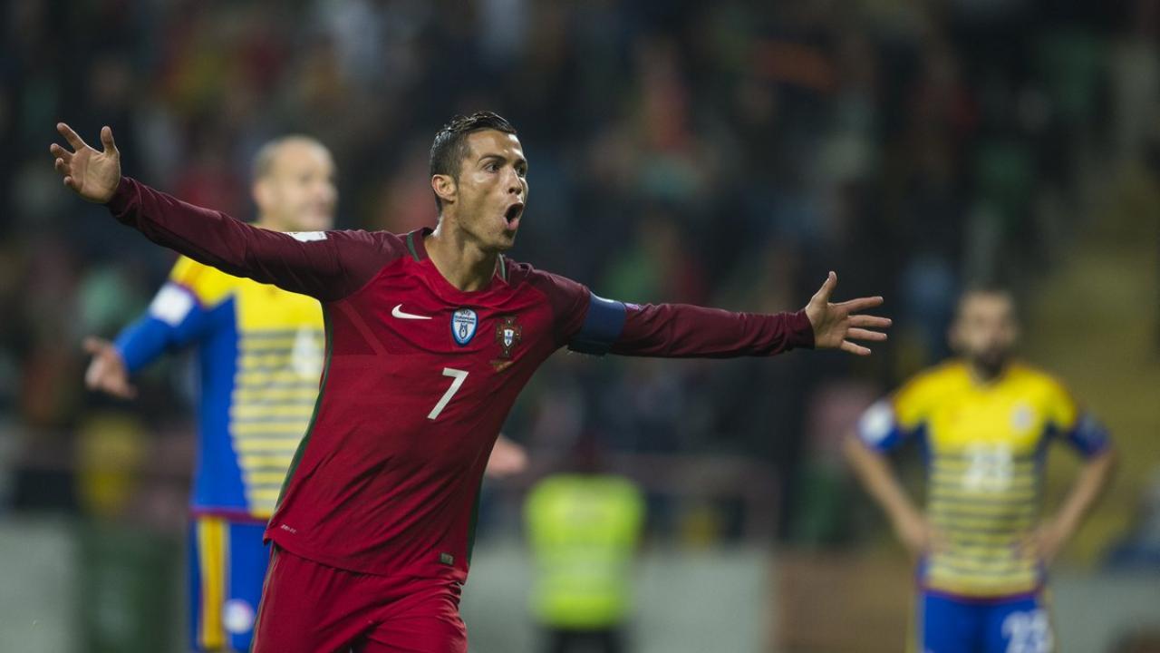 Ronaldo hat trick