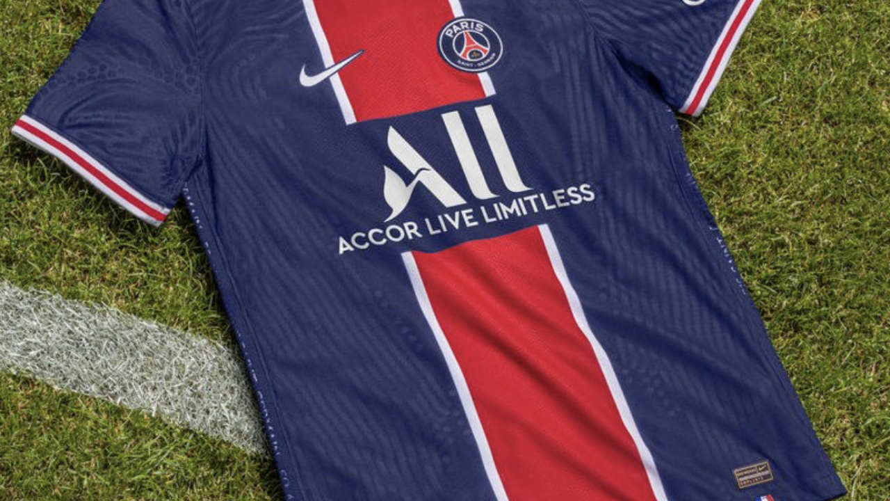 Stylish New Psg Kit Unveiled During Celtic Friendly Match