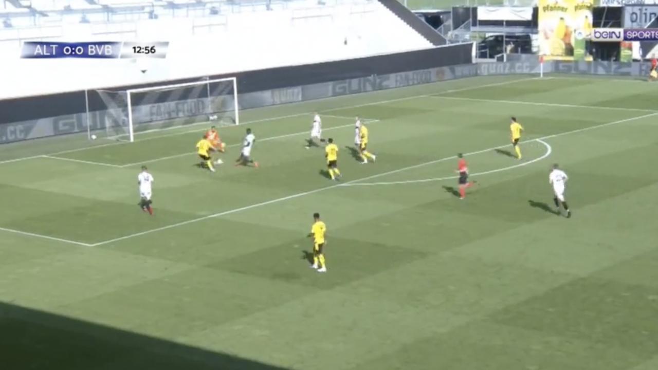 Gio Reyna goal vs Altach