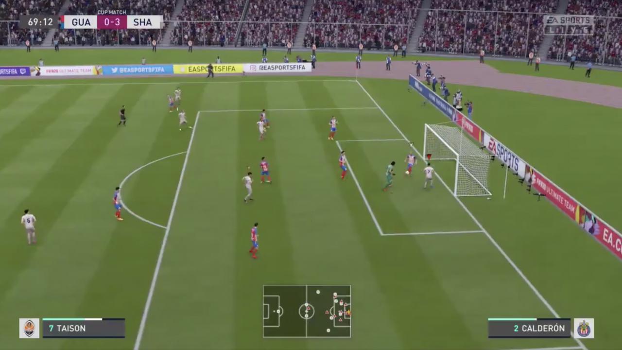 Funny FIFA 21 clips