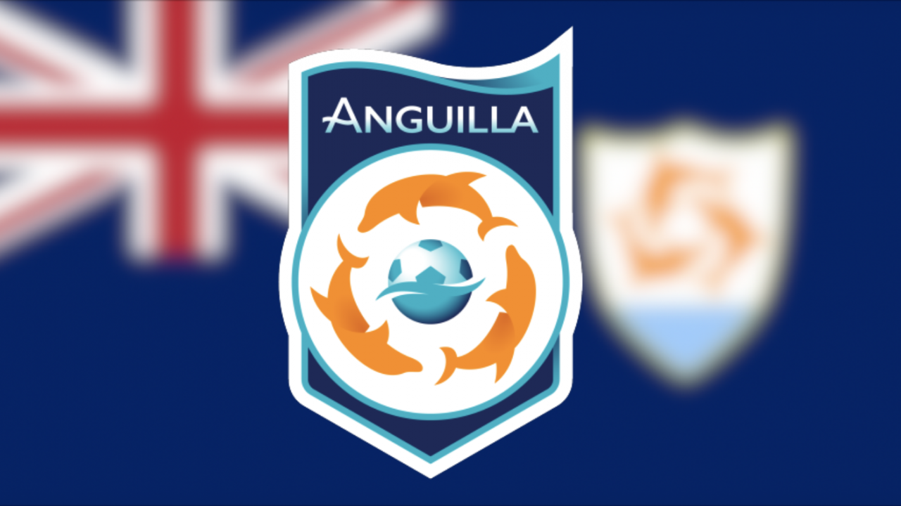 Anguilla National Team Logo