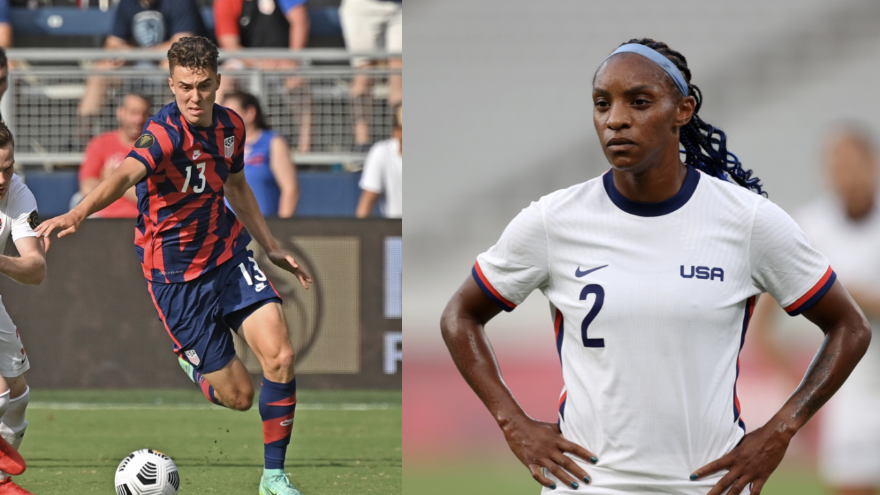 USMNT USWNT Preview