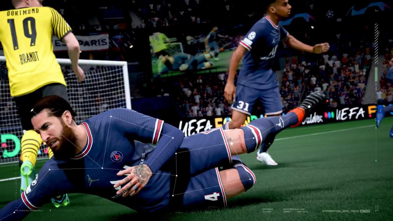 FIFA 22 next gen features