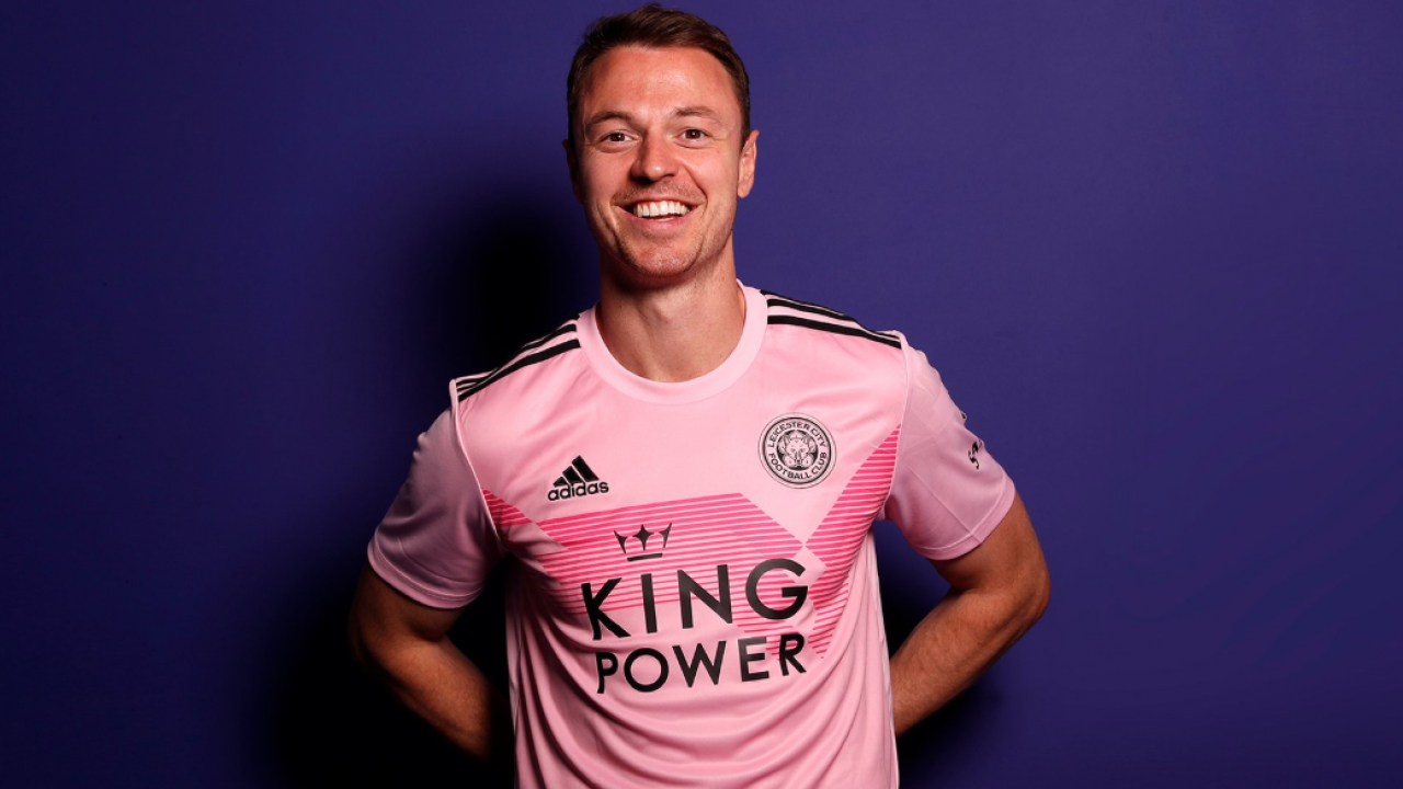 Leicester City S New Away Kit Looks Awfully Familiar