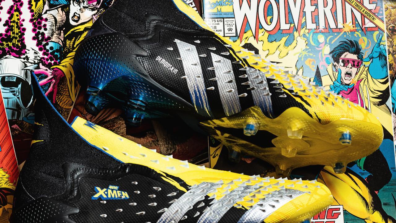 adidas X-Men