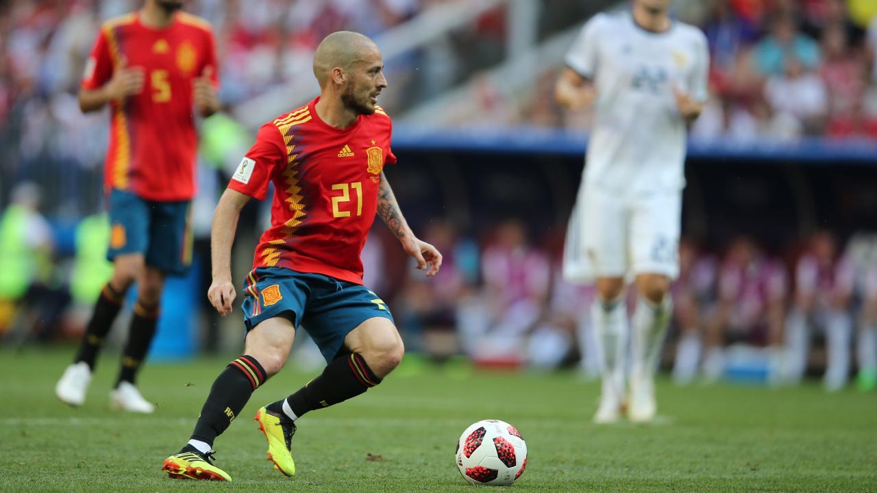 David Silva Retires From International Football