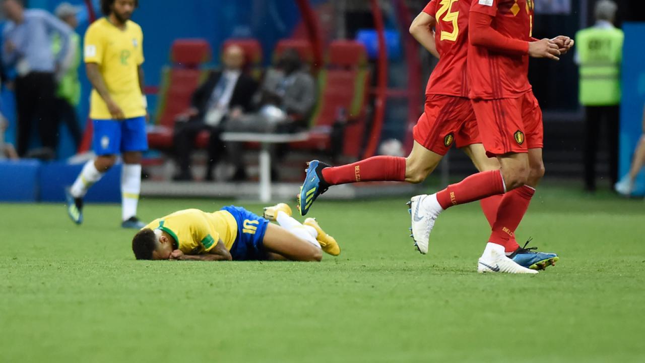 Neymar faker