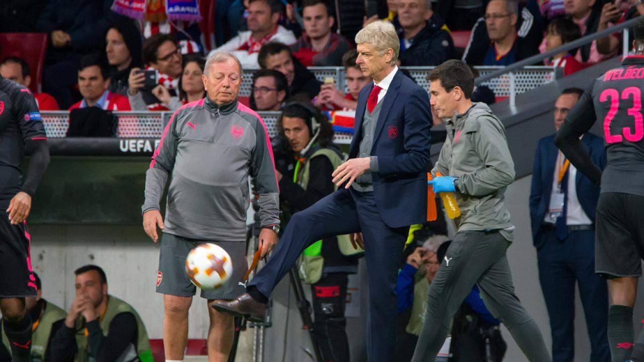 Arsene Wenger Bayern Munich link