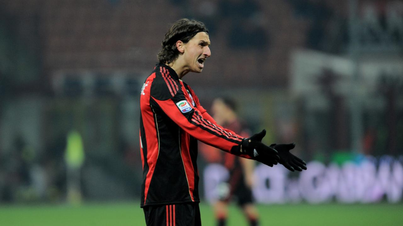 Zlatan Ibrahimovic Ac Milan Transfer News Seems Entirely Bogus