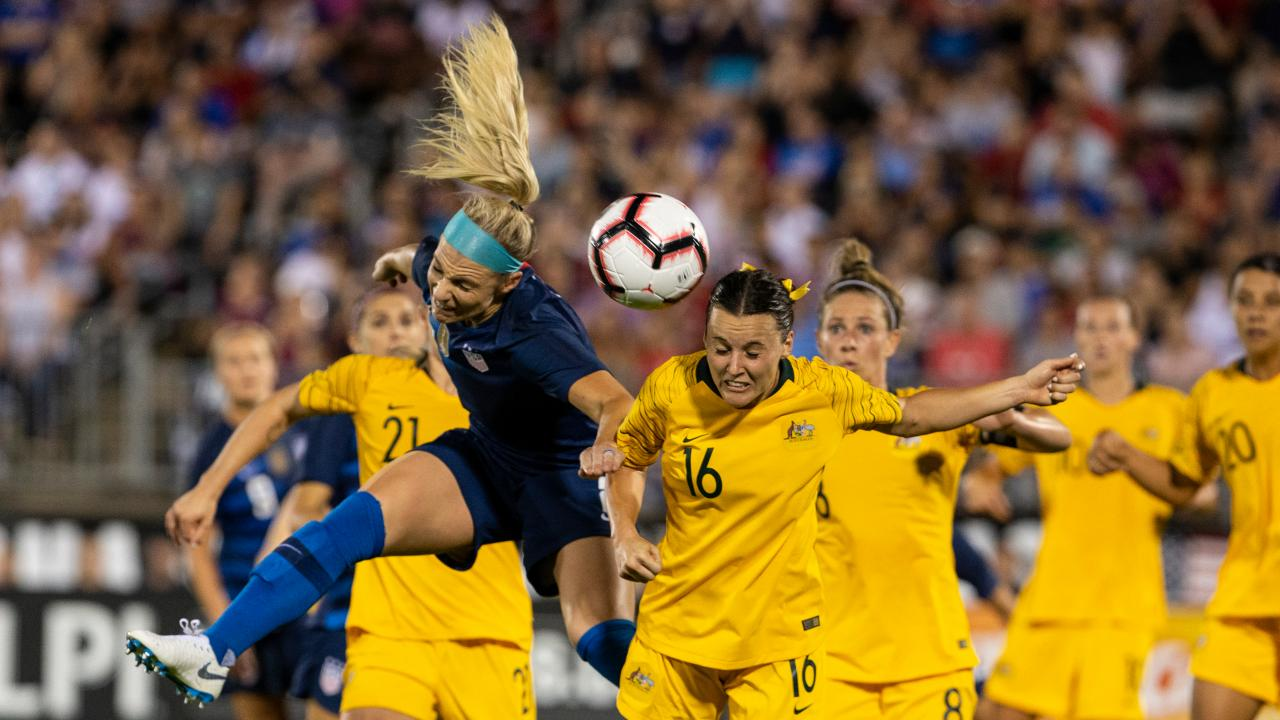 Women's World Cup coverage