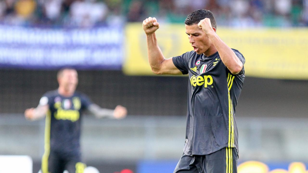 Cristiano Ronaldo red card ban