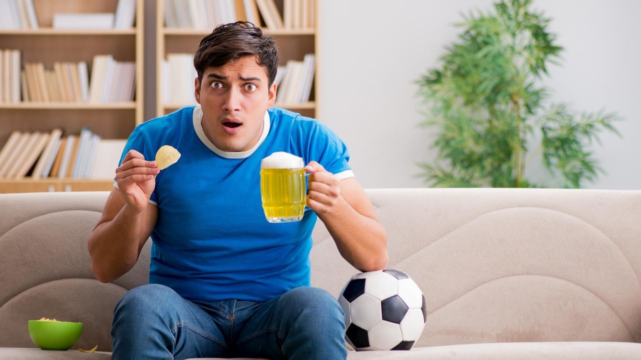 best soccer drinking game