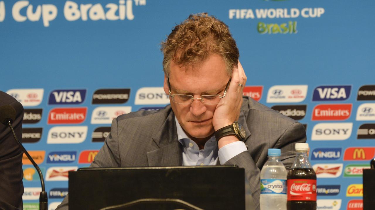 Jerome Valcke FIFA ban