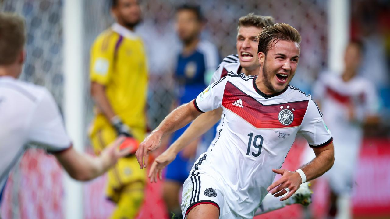 Mario Gotze left off Germany World Cup squad