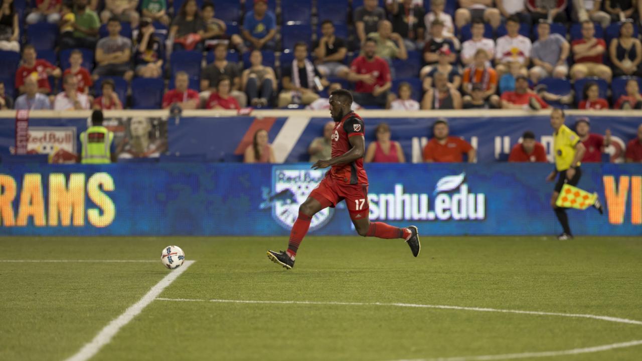Jozy Altidore red card vs NYCFC