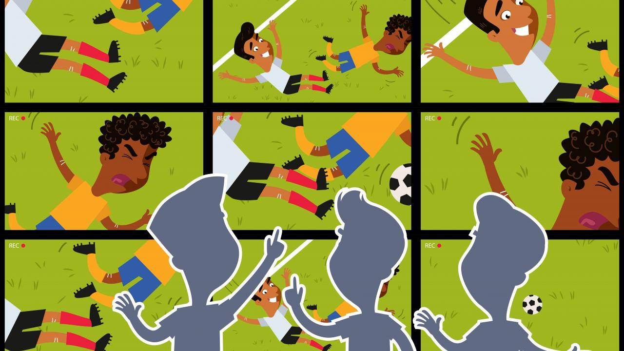 How does VAR work in soccer