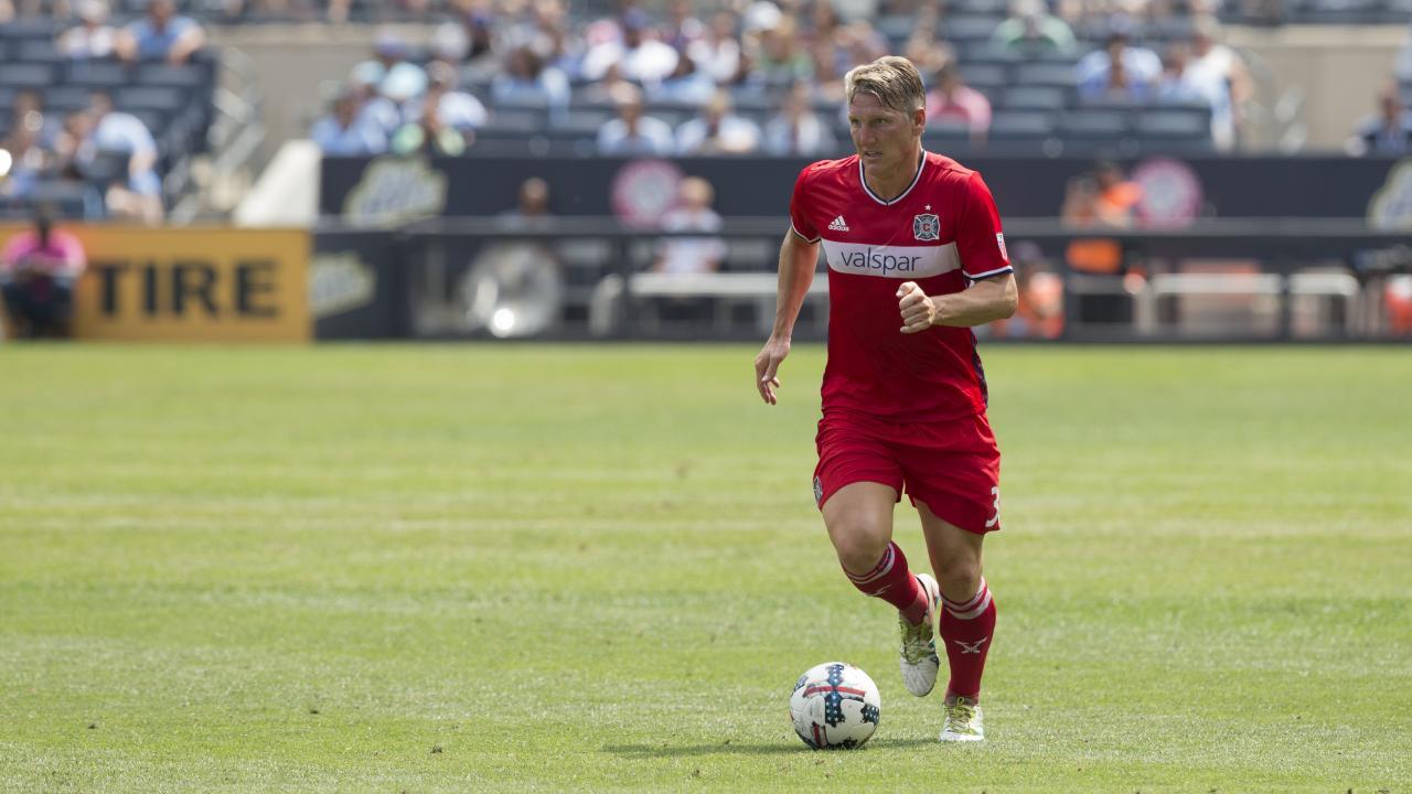 Bastian Schweinsteiger MLS goal