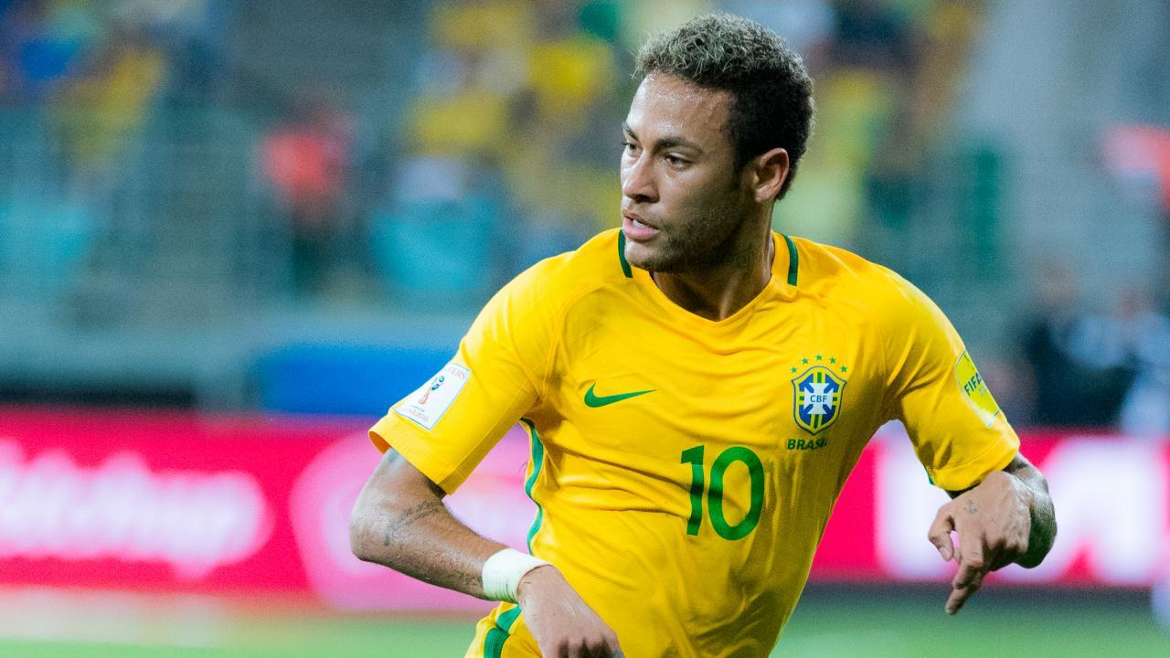 Brazil World Cup squad 2018