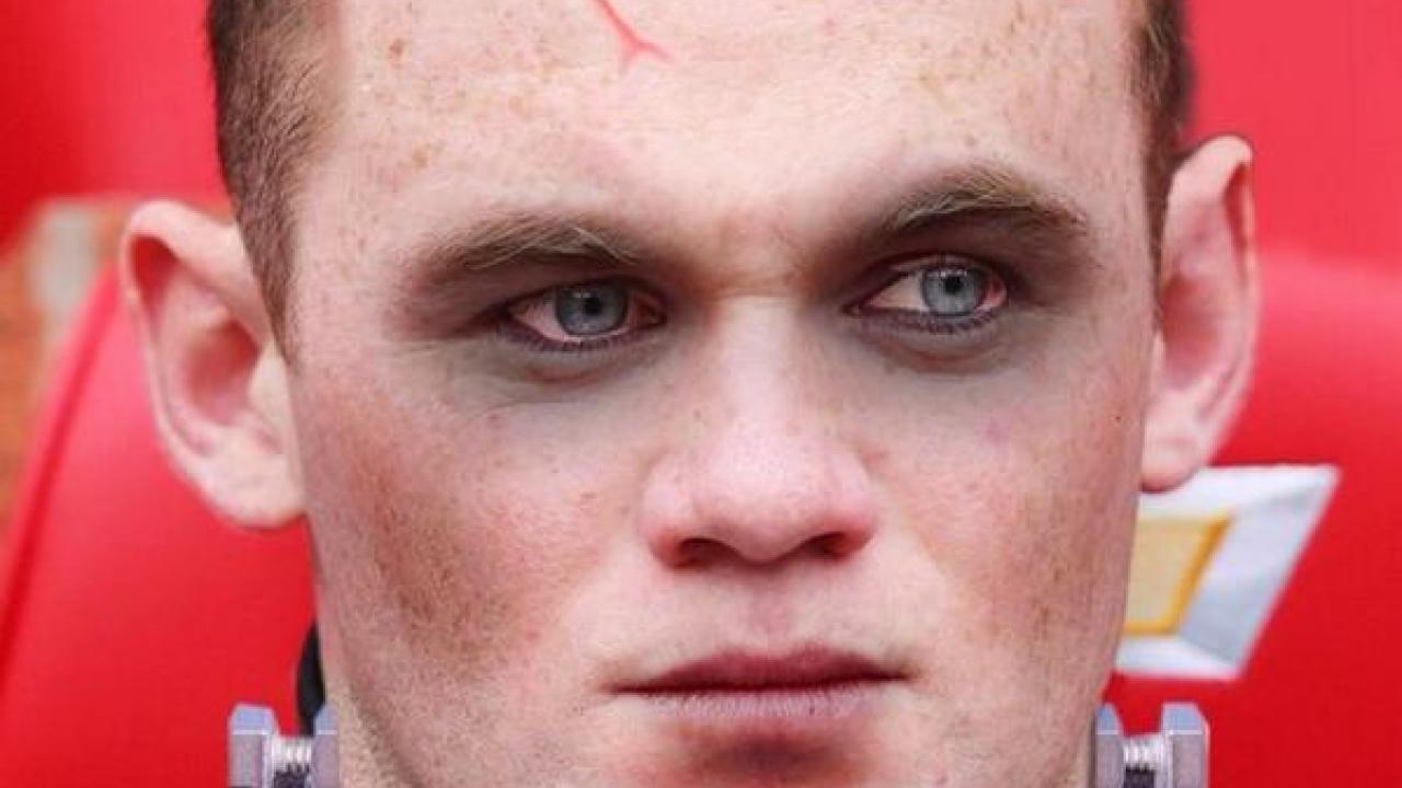 Player Halloween Costume Ideas Rooney As Frankenstein  sc 1 st  The18 & 10 Perfect Costumes For Your Favorite Players On Halloween | The18