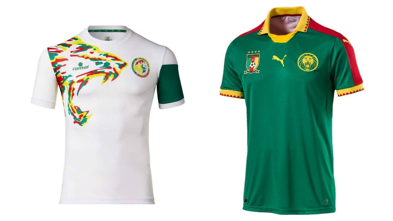 c10ee8544 The Glorious Kits Of AFCON 2017