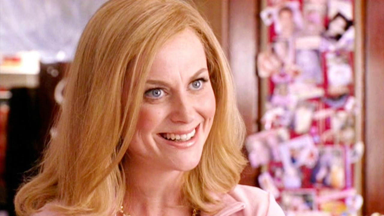 """I'm not a regular mom. I'm a cool mom"" - Amy Poehler, Mean Girls"