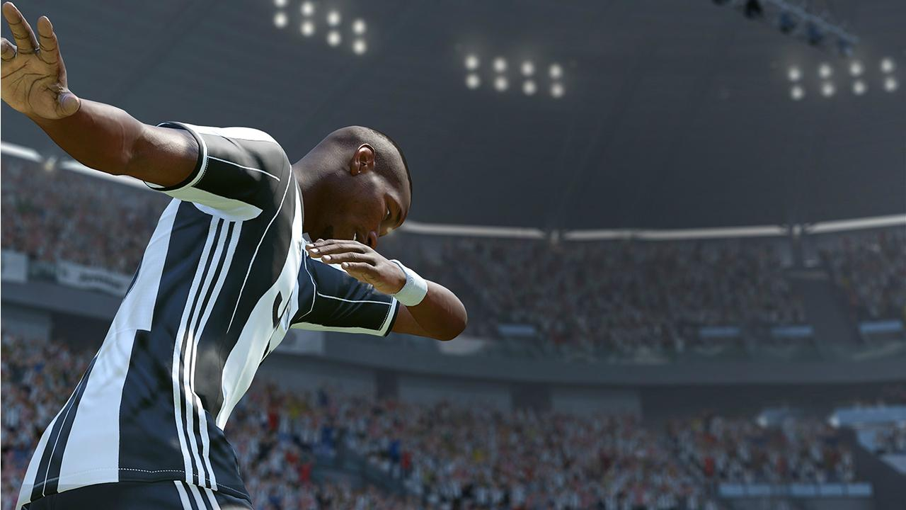 Best FIFA 17 Celebrations - Paul Pogba Celebration