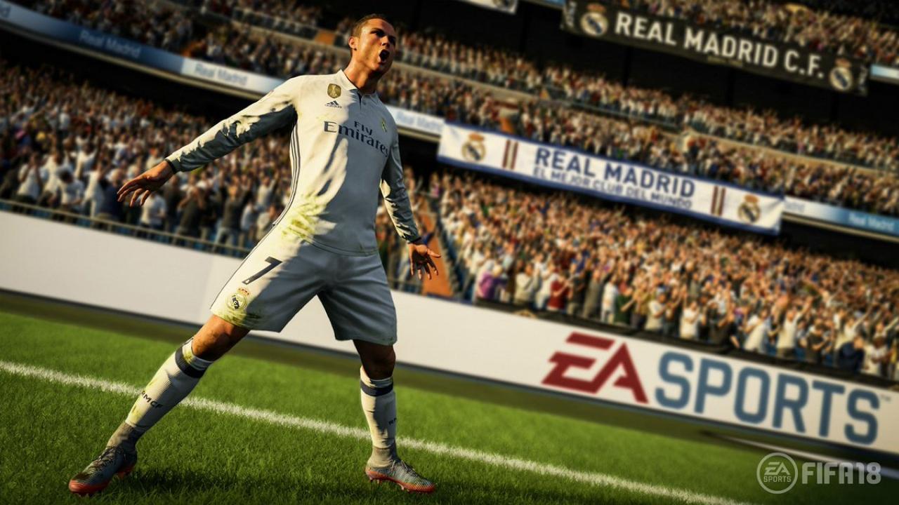 New FIFA 18 Celebrations - Cristiano Ronaldo Celebration