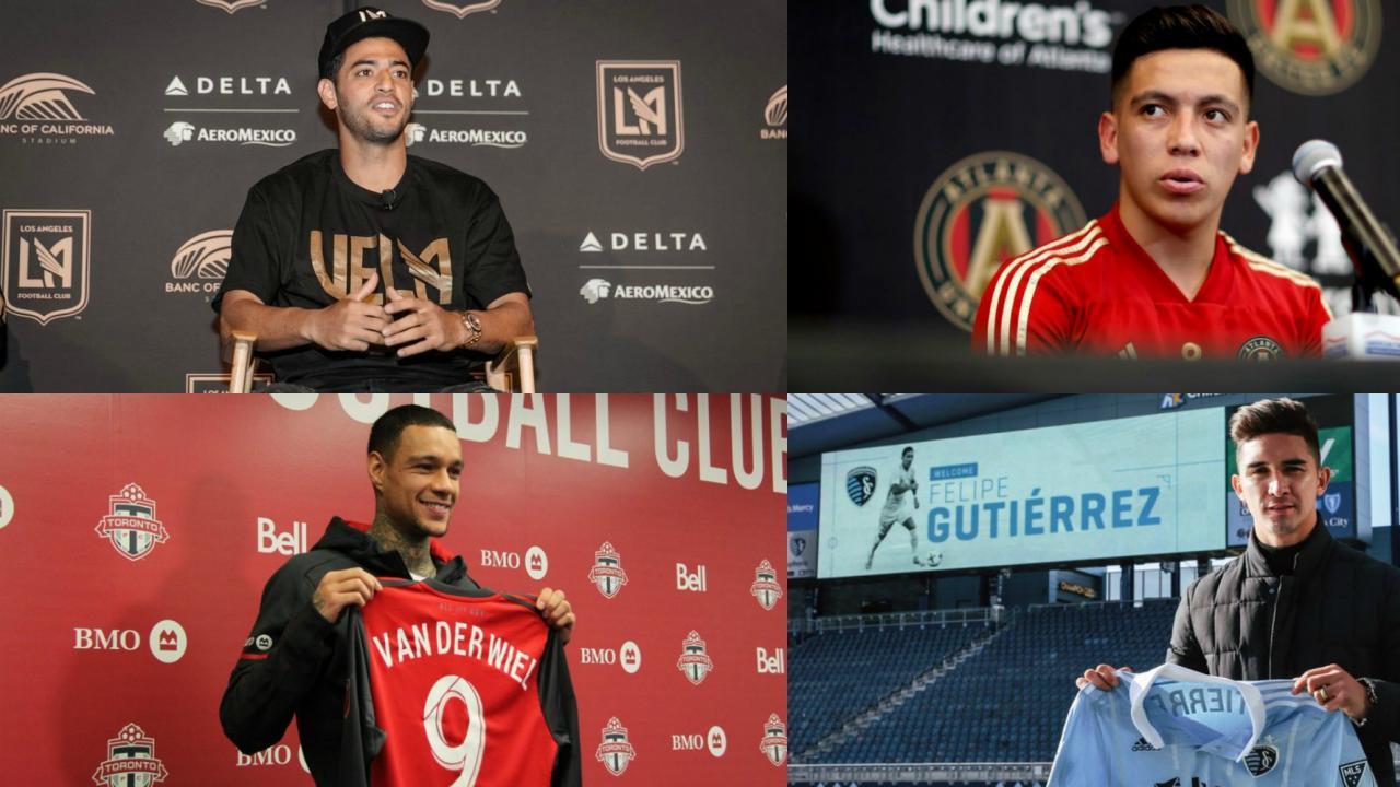 2018 MLS Signings