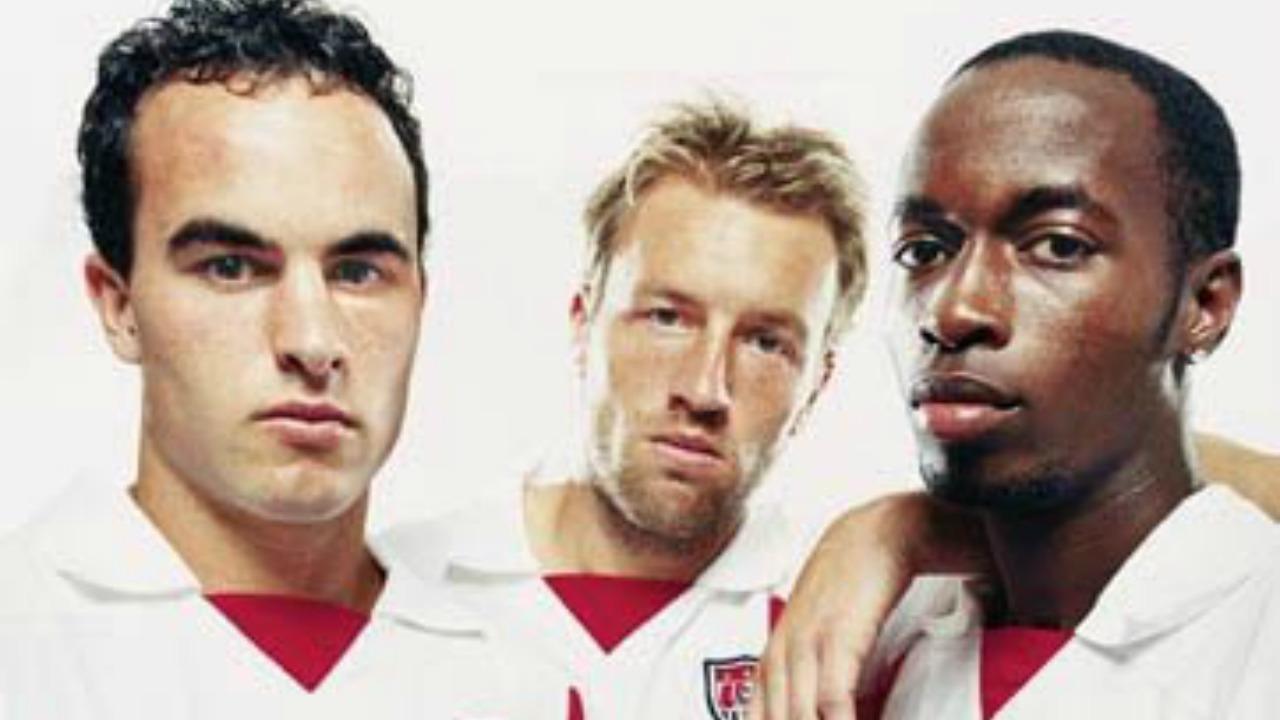 USMNT 2002 World Cup squad highlights