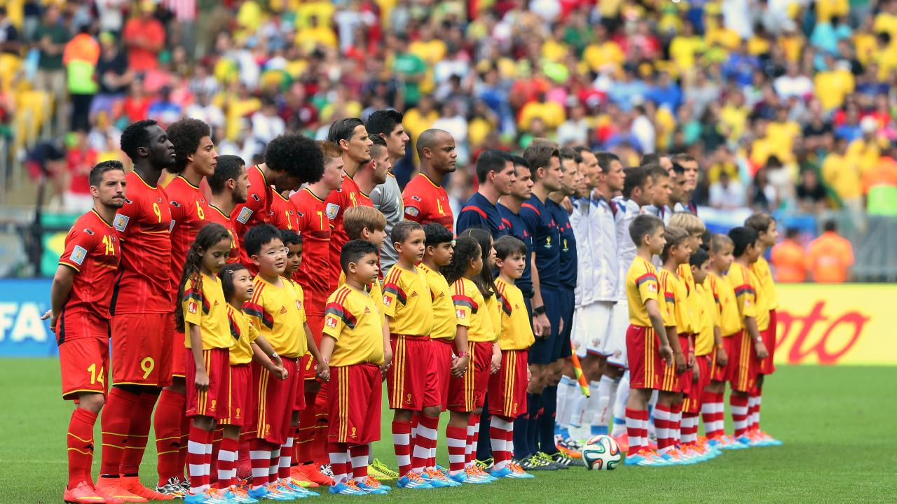 World Cup National Anthems