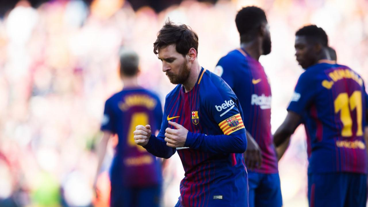 Lionel Messi hair and beard photos