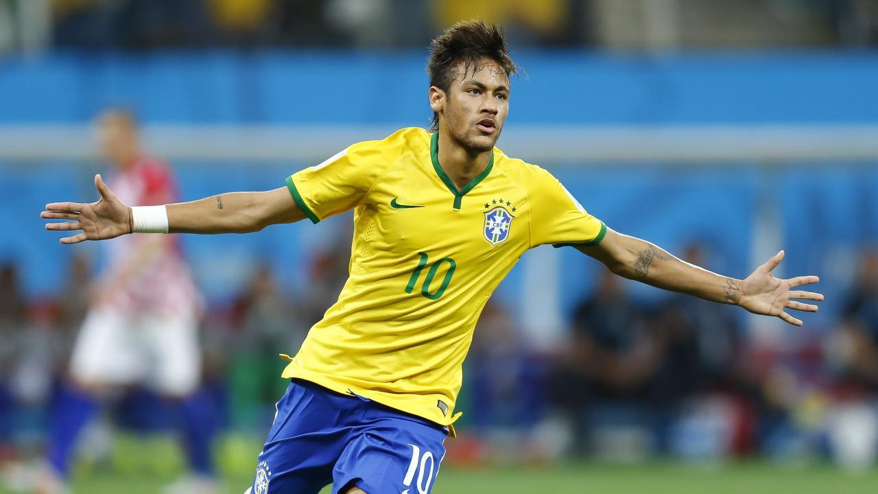 Hasil gambar untuk neymar brazil