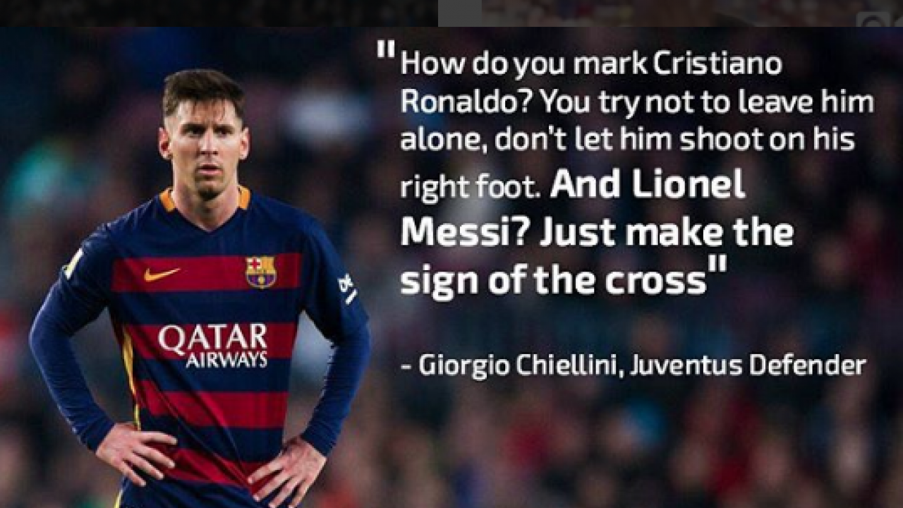 Loving Football Lionel Messi Quotes. At October , 2017. Pray When You Mark  Messi