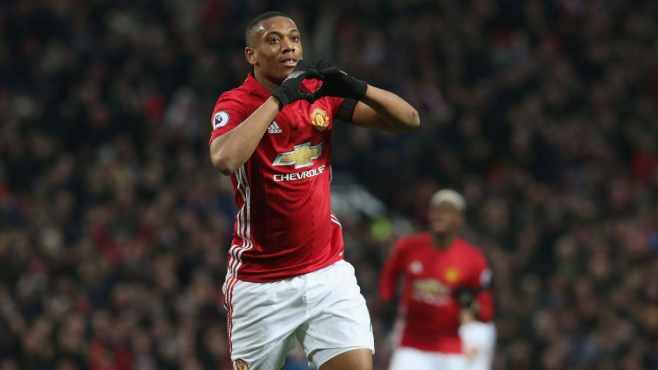 Anthony Martial Exit Rumors