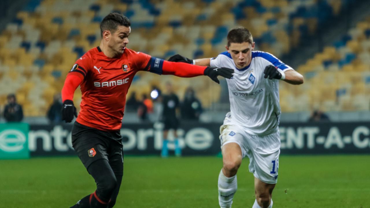 Hatem Ben Arfa Rennes goal