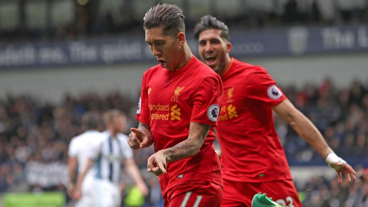 Roberto Firmino First 20 Goals For Liverpool