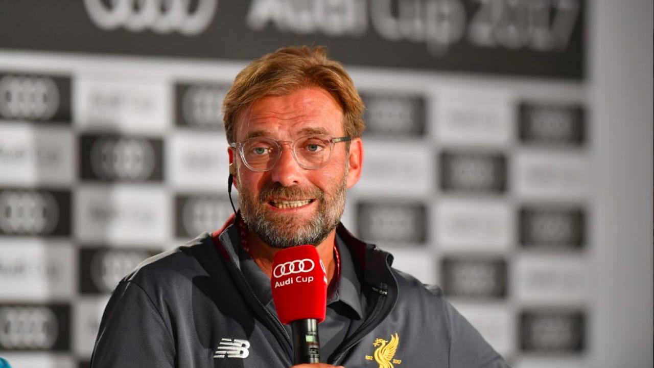 Jurgen Klopp Liverpool Tactics