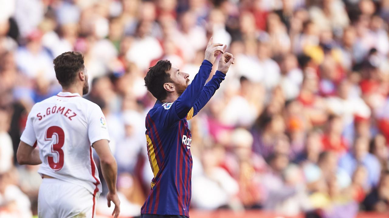 Classic Messi Goals