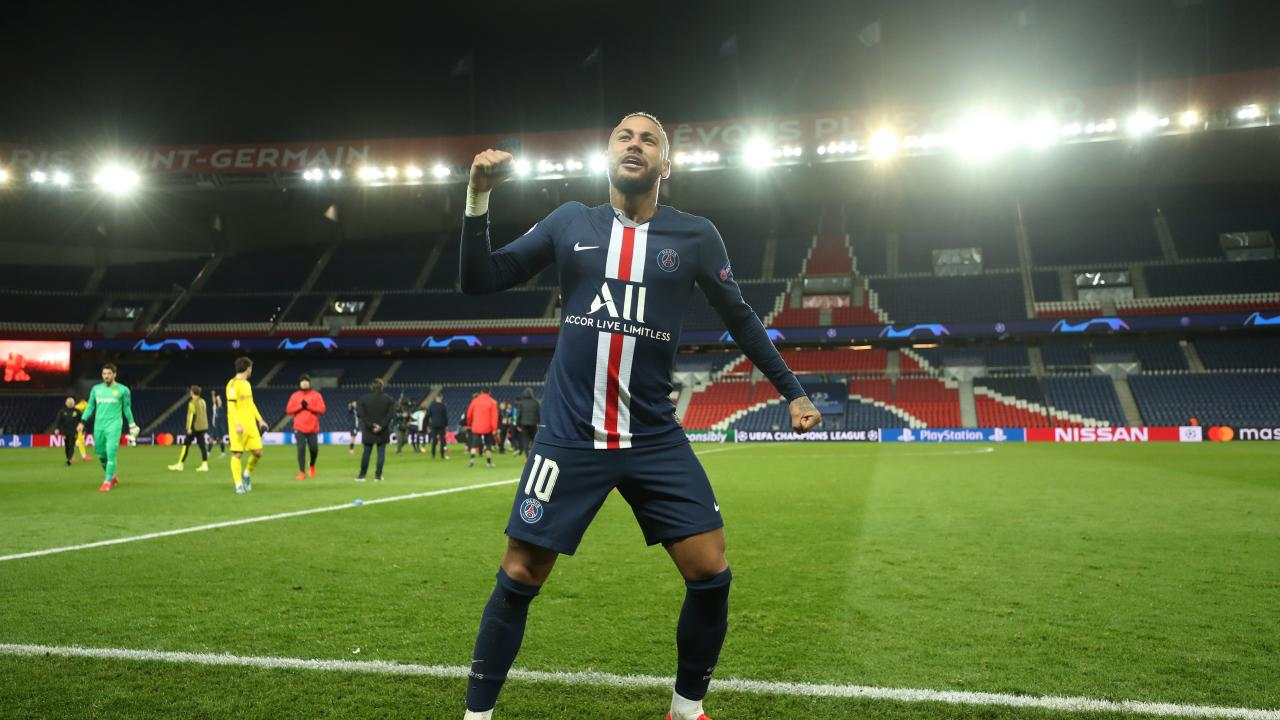 Neymar Amongst Players Ejected During Heated PSG Marseille Match